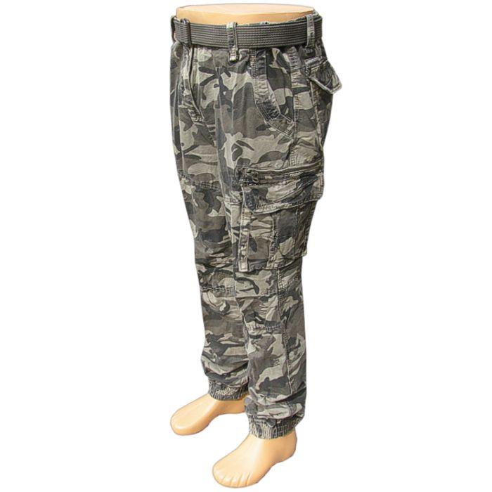 fc2ddc52c516 Maskáčové nohavice